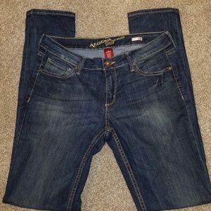 Arizona super skinny jeans size 11